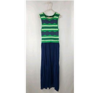 Anthropologie Dresses - Dear Creatures Anthropologie Maxi Pleated Dress
